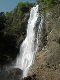 Wasserfall le Tirol Photo stock