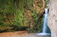 Wasserfall in Marokko Lizenzfreie Stockfotografie