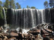 Wasserfall mexiquillo Stockfotografie