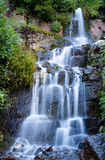 Wasserfall nahe Mt Timpanogos Lizenzfreie Stockfotos