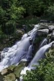 Wasserfall nahe Syrakus New York Lizenzfreie Stockfotografie