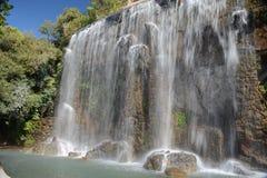 Wasserfall in Nizza, Frankreich Lizenzfreie Stockfotos