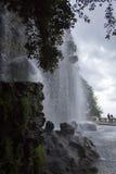 Wasserfall Nizza Frankreich Stockbilder