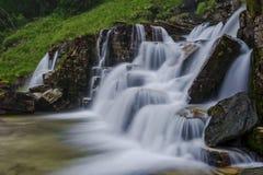 Wasserfall in Norwegen stockfoto