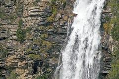 Wasserfall in Otztal, Tirol, Österreich Lizenzfreie Stockbilder