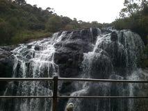 Wasserfall Ravana Ella Stockfotografie