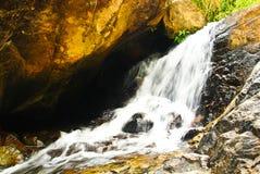 Wasserfall Süd in Thailand Stockbilder
