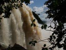 Wasserfall (Salto EL Sapo, Venezuela) Lizenzfreies Stockbild