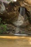 Wasserfall Sang Chan Lizenzfreie Stockfotos