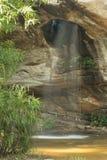 Wasserfall Sang Chan Lizenzfreies Stockfoto