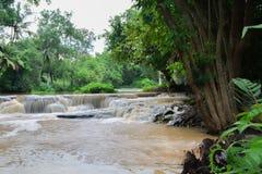 Wasserfall in saraburi, Thailand Stockfotografie