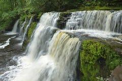 Wasserfall Sgwd y Pannwr Lizenzfreies Stockbild