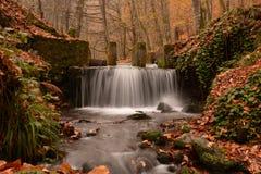 Wasserfall in sieben Seen Lizenzfreie Stockfotografie