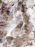 Wasserfall Skok (Sprung) Stockfotos