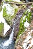 Wasserfall sourse lizenzfreies stockbild