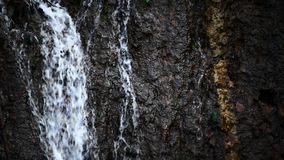 Wasserfall sourse stock footage
