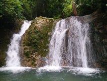 Wasserfall Tapak Tuan Aceh Indonesia lizenzfreies stockbild