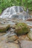 Wasserfall in Thailand Lizenzfreie Stockfotos