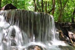 Wasserfall, Thailand stockbilder