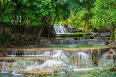 Wasserfall in Thailand Lizenzfreie Stockbilder