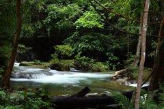 Wasserfall in Thailand Lizenzfreies Stockbild