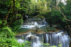 Wasserfall in Thailand Lizenzfreies Stockfoto