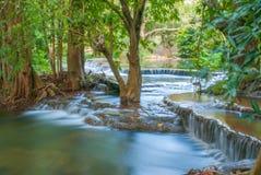 Wasserfall in Thailand-Land Stockfoto