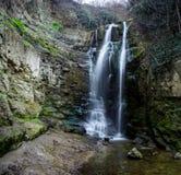 Wasserfall in Tiflis lizenzfreies stockfoto