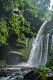 Wasserfall Tiu Kelep in Nord-Lombok Lizenzfreies Stockfoto