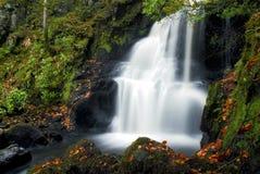 Wasserfall, Tobermory Stockfotos