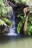 Wasserfall Tomah Vertikale Stockbild