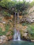 Wasserfall Veliki Buk stockfoto