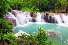 Wasserfall von Insel von Siquijor philippinen stockbilder