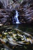 Wasserfall wirlpool Stockfotografie