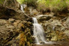 Wasserfall in Zypern Lizenzfreies Stockfoto