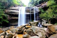 Wasserfallparadies Lizenzfreie Stockfotografie