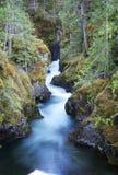 Wasserfallpark Lizenzfreies Stockbild