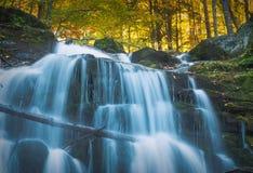 Wasserfallschnüre Lizenzfreie Stockbilder