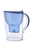 Wasserfilter Stockbild