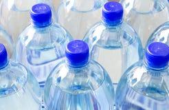 Wasserflaschen Stockbilder