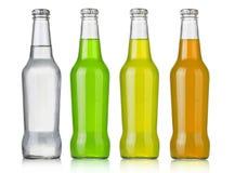 Wasserflaschen lizenzfreie stockbilder