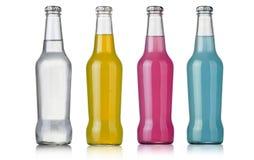 Wasserflaschen Stockfoto