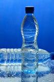 Wasserflaschen Stockfotografie