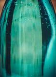 Wasserflaschenkunst lizenzfreie stockbilder