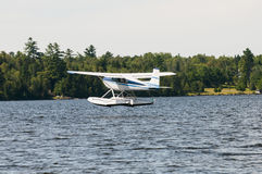 Wasserflugzeug oder Seeflugzeug Stockbild