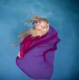 Wasserfrau Lizenzfreie Stockfotografie