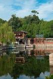 Wassergarten Lizenzfreie Stockfotografie