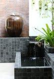 Wassergarten Lizenzfreie Stockbilder