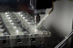 Wassergekühlte Bohrgerät-Presse Stockfotografie