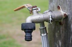 Wasserhahn Stockfotografie